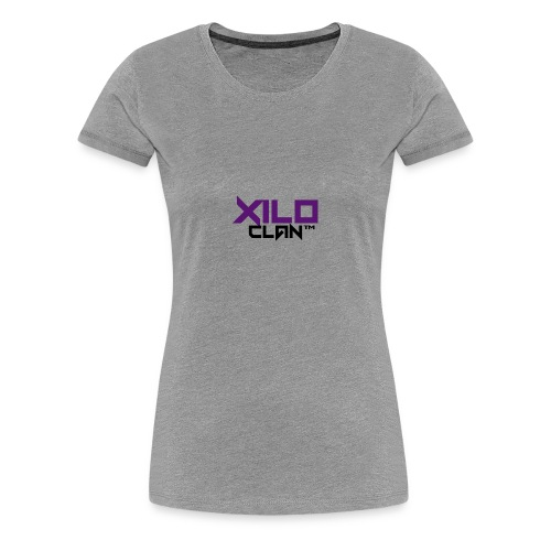 Official Xilo Clan™ - Women's Premium T-Shirt