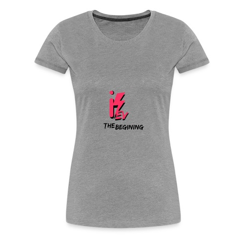 iKev: The Beginning - Women's Premium T-Shirt