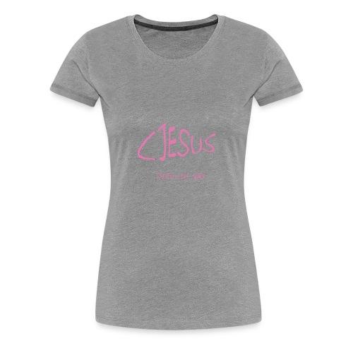 Jesus T-shirt - Women's Premium T-Shirt