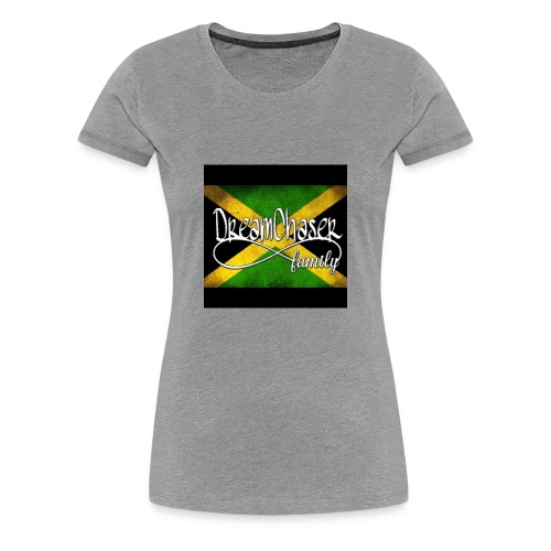 DreamChaser Family GBG - Women's Premium T-Shirt
