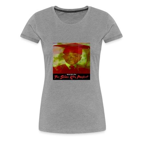 MIQUEL CHAPMAN The Snare Kick Projcect Album Cover - Women's Premium T-Shirt