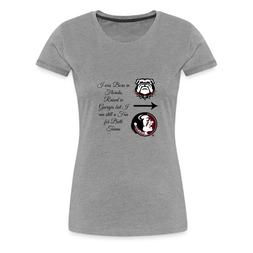 florida state - Women's Premium T-Shirt