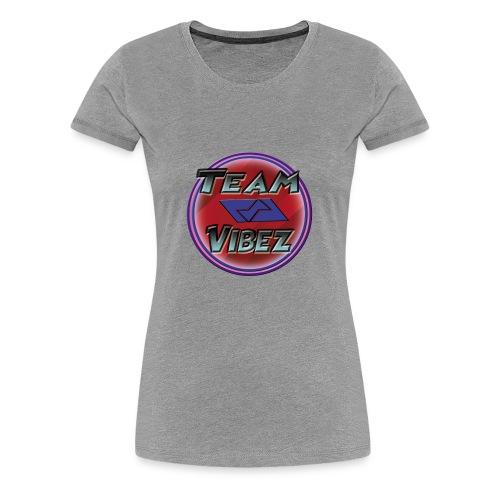 Team Vibez Stuff Test - Women's Premium T-Shirt