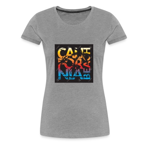 It's all quality. - Women's Premium T-Shirt