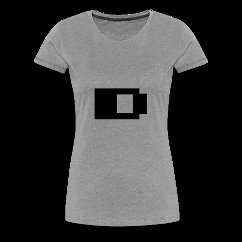 Baterry - Women's Premium T-Shirt