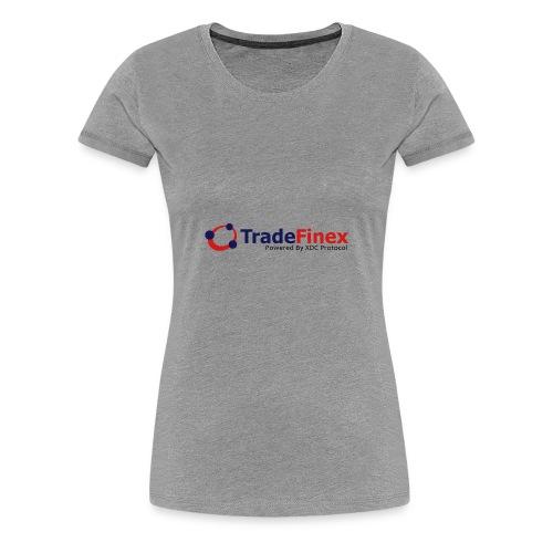 TradeFinex - Women's Premium T-Shirt