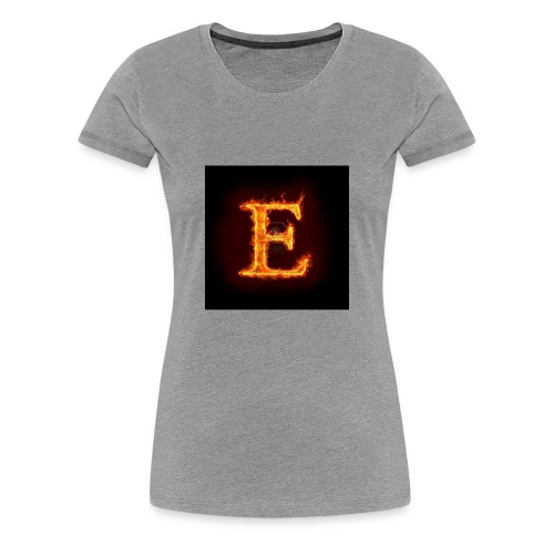 E shirt - Women's Premium T-Shirt