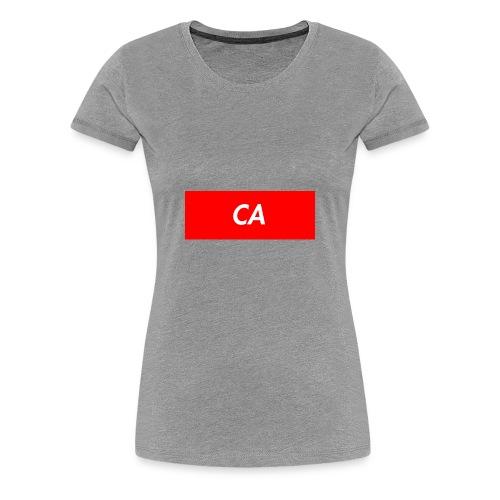 CA Supreme - Women's Premium T-Shirt