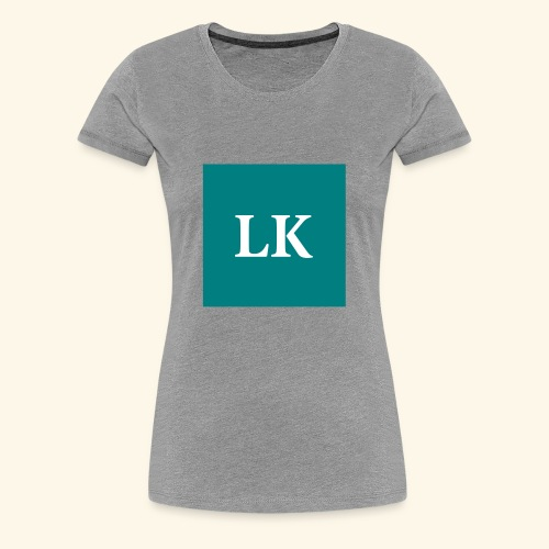 lk icon 2x - Women's Premium T-Shirt