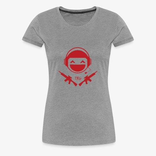 TRG Logo transparent Large - Women's Premium T-Shirt