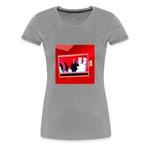 Boz Werkman - Women's Premium T-Shirt