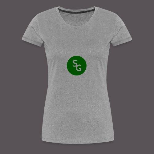 Shot2DXGaming - Women's Premium T-Shirt