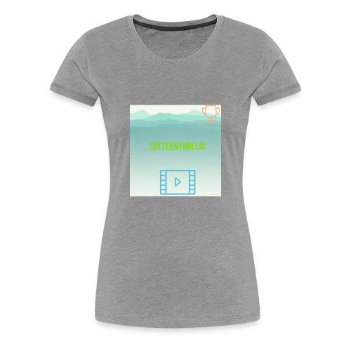 SixteenthRelic - Women's Premium T-Shirt