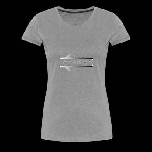 XW GS GHOST - Women's Premium T-Shirt