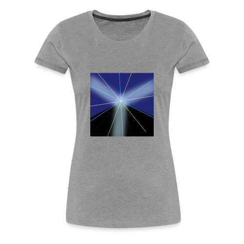 Light Point - Women's Premium T-Shirt