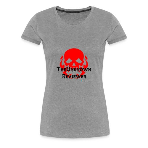 TheUnknown Reviewer - Women's Premium T-Shirt