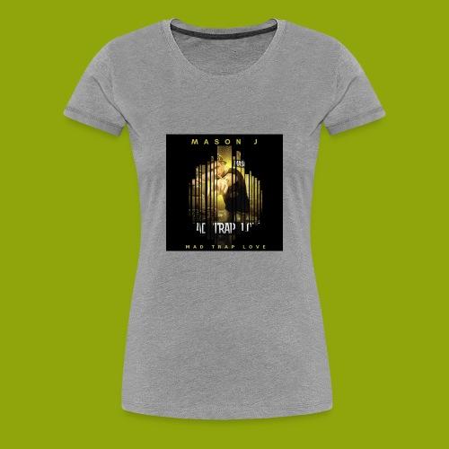 Mason J Christian Hip Hop Artist(FAN SHIRT) - Women's Premium T-Shirt