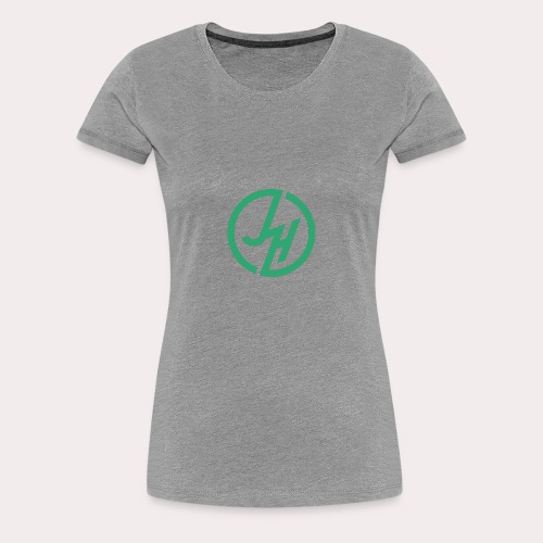 my john hudson logo - Women's Premium T-Shirt