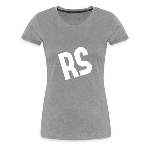 RocketStorm Logo - Women's Premium T-Shirt