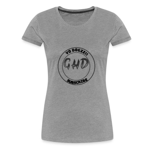 YO DOGZZ!! MERCH! - Women's Premium T-Shirt