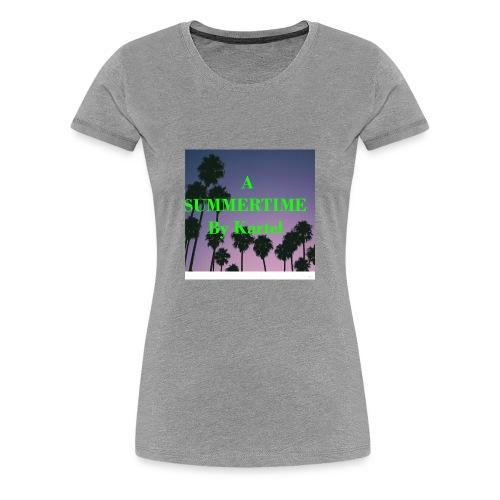 7F48B3F7 C695 4C62 85F9 42CBDC2FED0E - Women's Premium T-Shirt
