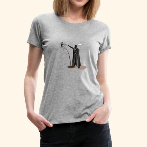 At-At vader - Women's Premium T-Shirt