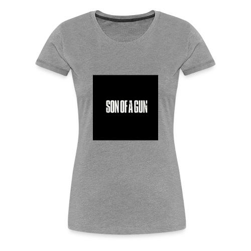 Son of a gun - Women's Premium T-Shirt