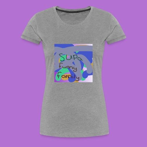 Family Merch - Women's Premium T-Shirt