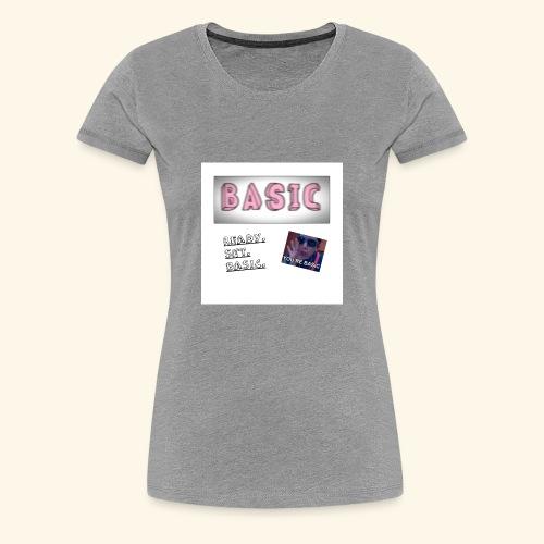 First Basic Merch - Women's Premium T-Shirt
