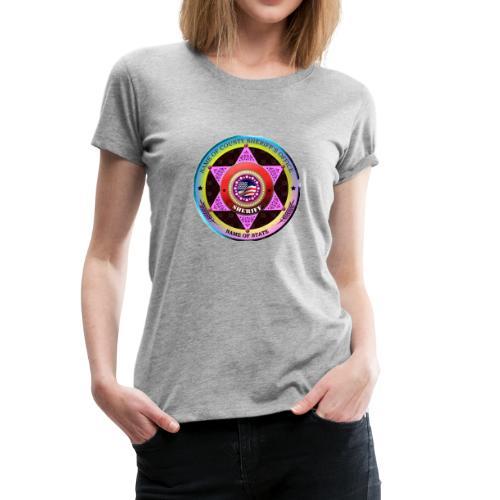 sheriffs shirt - Women's Premium T-Shirt