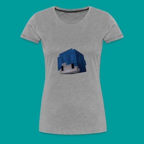 TDPMC's head - Women's Premium T-Shirt