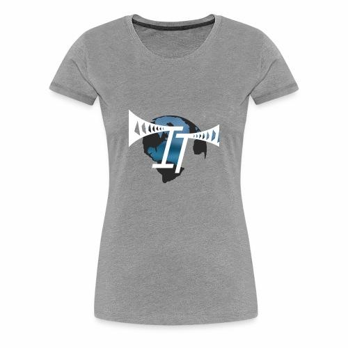 international thrills new logo - Women's Premium T-Shirt