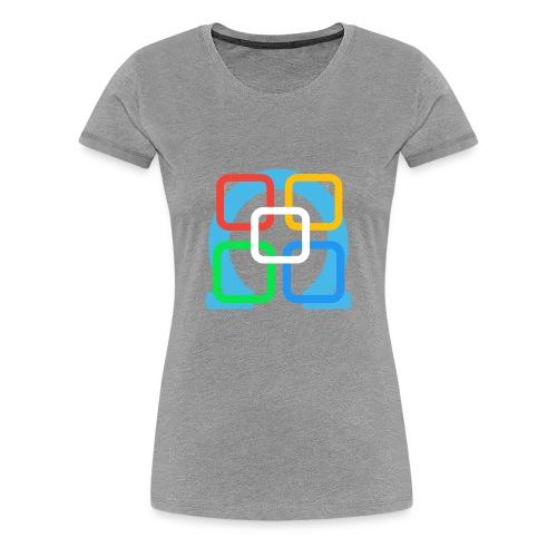 Omega Studios Brand Logo - Women's Premium T-Shirt