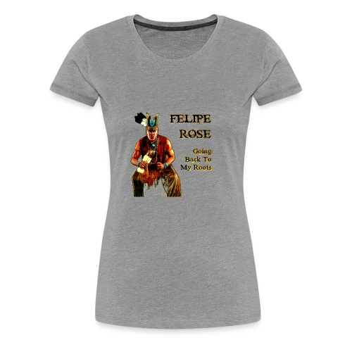 Going Back to my Roots - Women's Premium T-Shirt