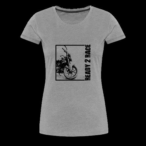 ready2race - Women's Premium T-Shirt