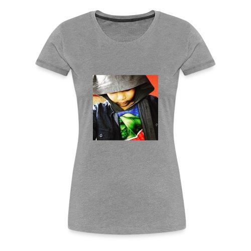 SamirHoddie - Women's Premium T-Shirt