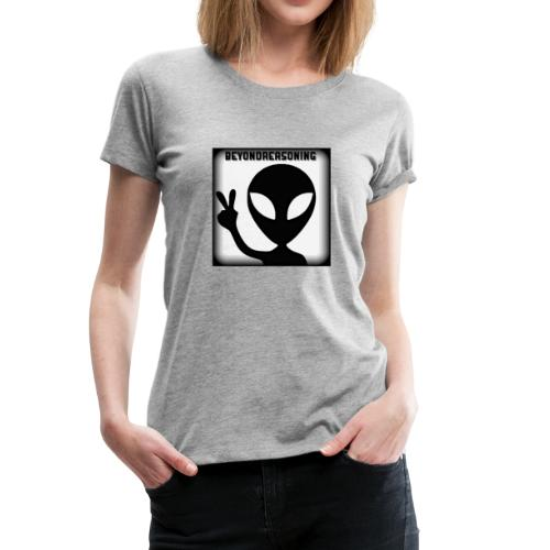 BeyondReasonable Alien - Women's Premium T-Shirt