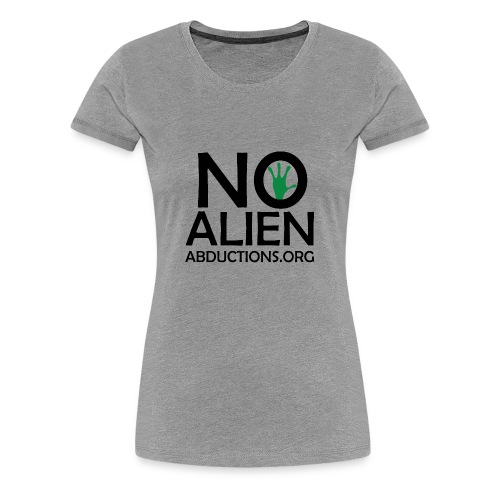 NAA Logo color - Women's Premium T-Shirt