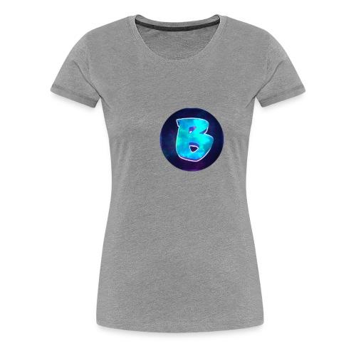Circles Ben logo. - Women's Premium T-Shirt