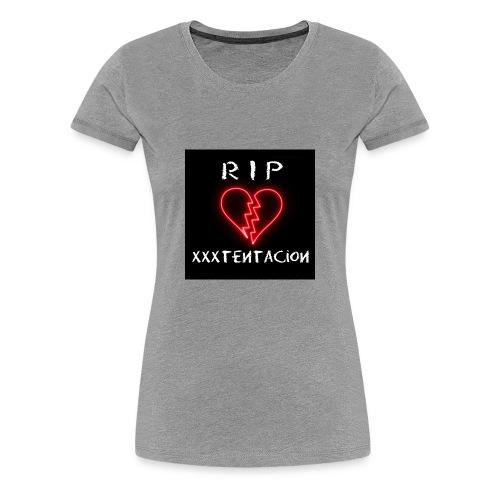 xxx memorial - Women's Premium T-Shirt