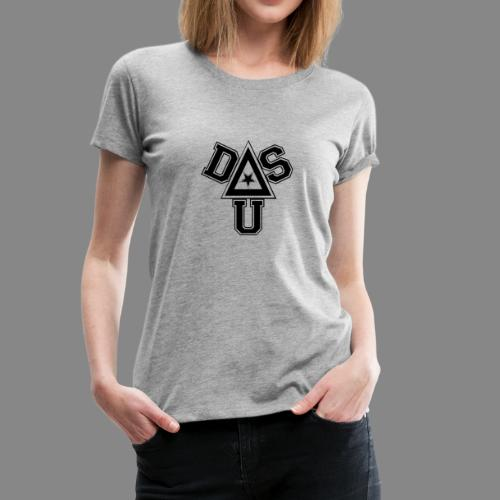 DSU Logo - Women's Premium T-Shirt
