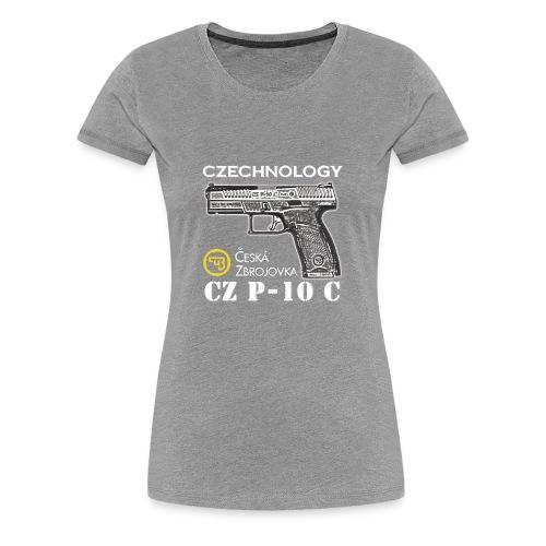CZP10C - Women's Premium T-Shirt