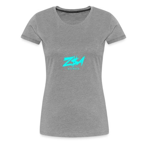 zosagames - Women's Premium T-Shirt