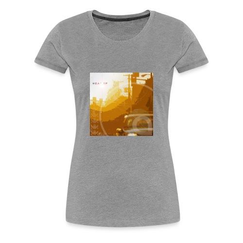 Heat EP - Women's Premium T-Shirt