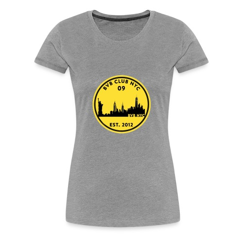 Borussia Dortmund NYC - US Tour 2018 - Women's Premium T-Shirt