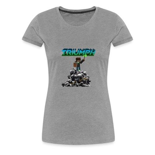 Triumph - Women's Premium T-Shirt