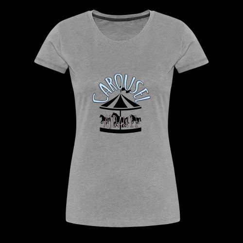 Carousel Ajdan11 - Women's Premium T-Shirt
