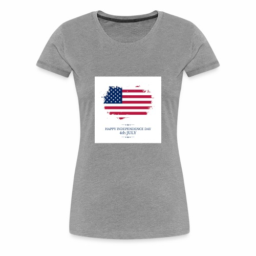 Independence Day IMG 0433 - Women's Premium T-Shirt