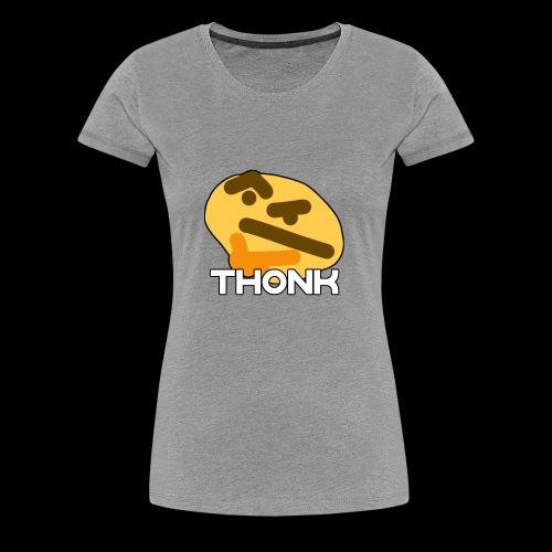 thonkerboi - Women's Premium T-Shirt