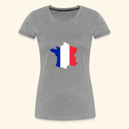 France Merch - Women's Premium T-Shirt